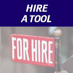 Hire a Tool in Winsford